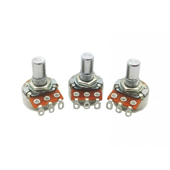Dragon Switch | Dragon Switch Potentiometers - Reverse Logarithmic