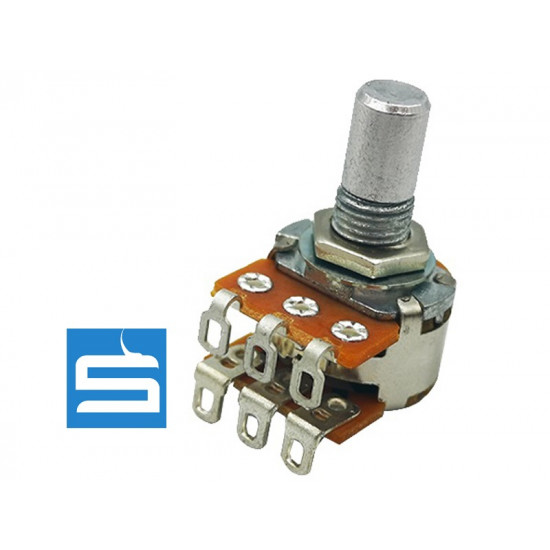 Dragon Switch | Dragon Switch Potentiometers - Linear - Dual Gang