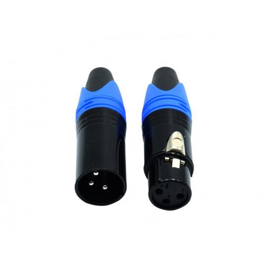 Dragon Switch | XLR Straight Male/Female Set Microphone Plugs