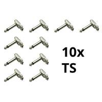 Squareplug SP500 Low Profile Flat TS - Set of 10