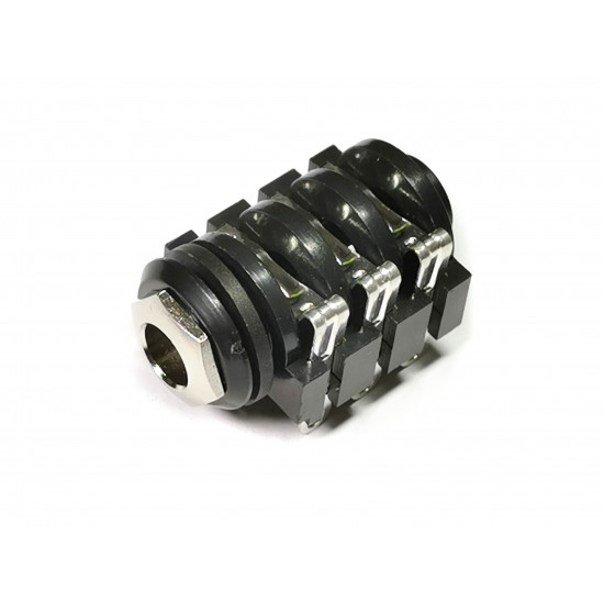 Dragon Switch   Insulated Jack  1/4, 6 pin