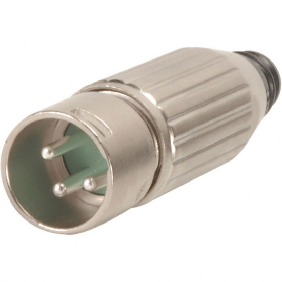 Switchcraft AAA3MZ Male 3-Pin XLR Connector