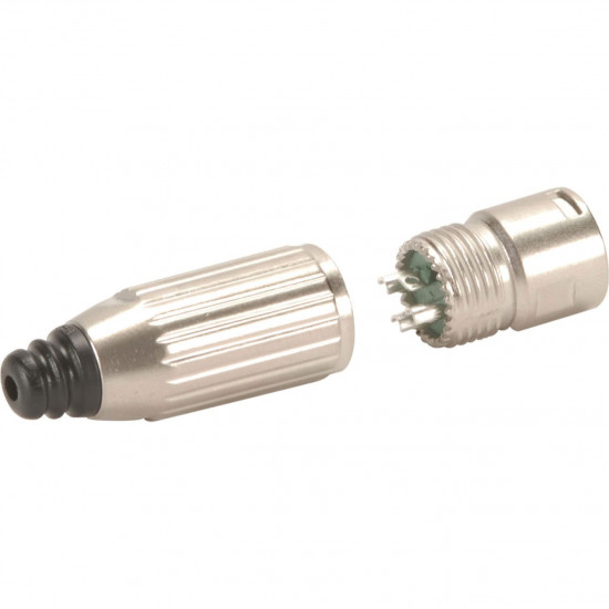 Dragon Switch | Switchcraft AAA3MZ Male 3-Pin XLR Connector