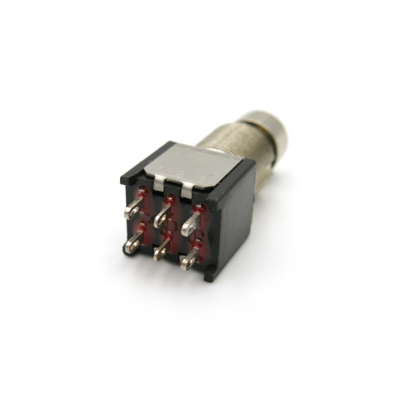 Dragon Switch   DPDT Momentary Solder Lug Footswitch
