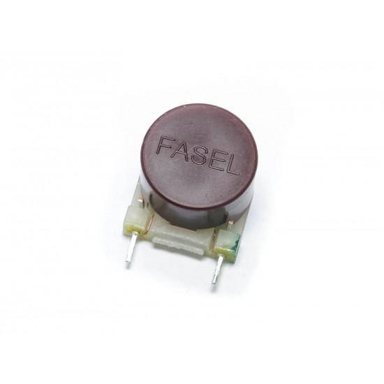Dunlop Fasel Inductor - Red Toroidal