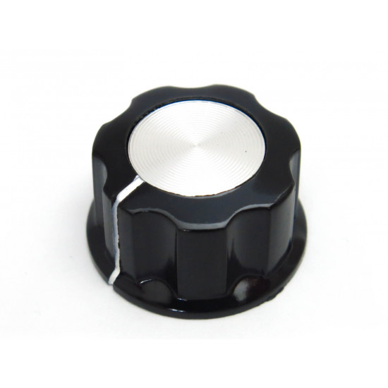 Boss Syle Knob Black - Medium